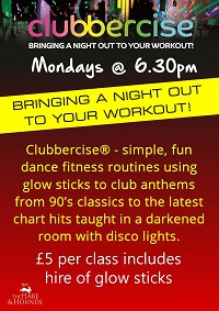 <h2>Clubbercise</h2>