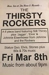 The Thirsty Rockers