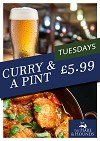 Curry & a Pint