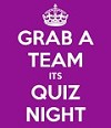 Quiz Night from 20.30pm