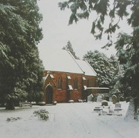 St Thomas Church Keresley